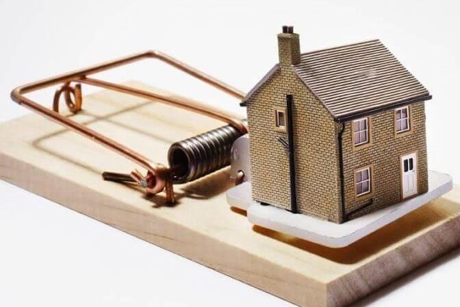 Проблемы при покупке квартиры