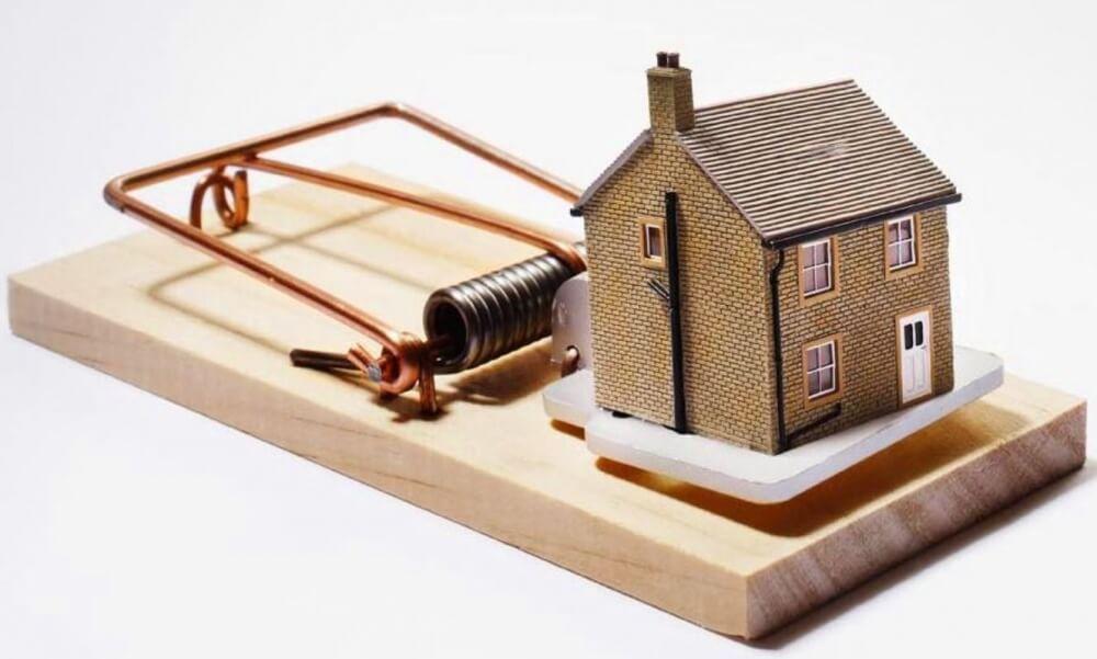 обман продавца при продаже квартиры по ипотеке