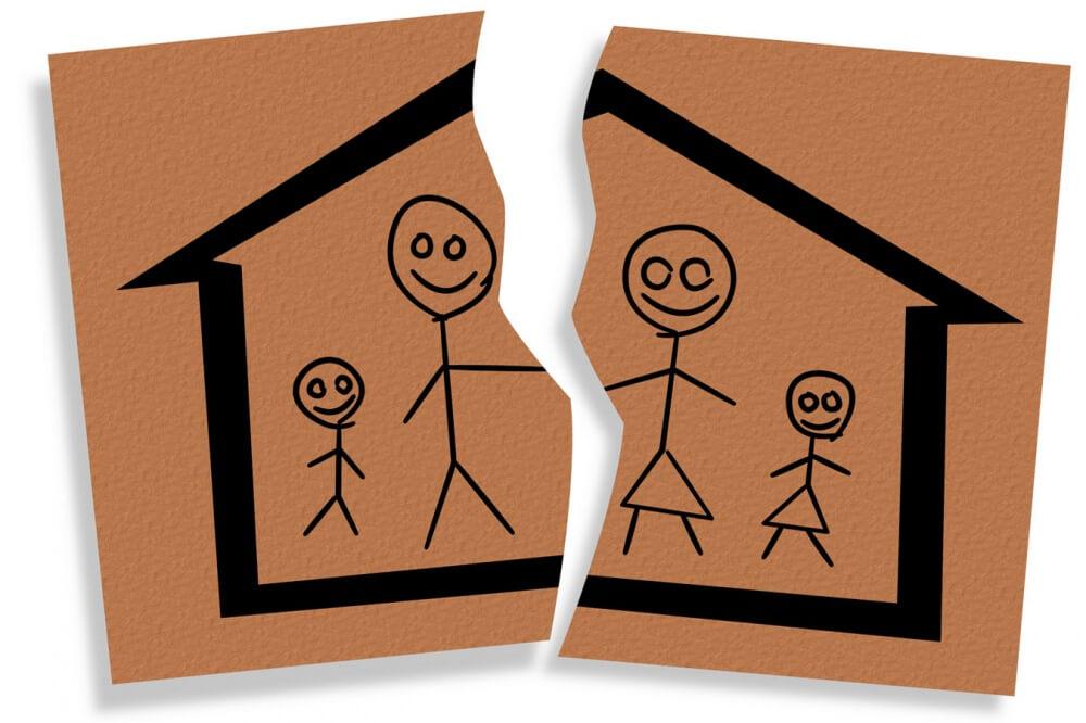 Деление дома с земельным участком при разводе
