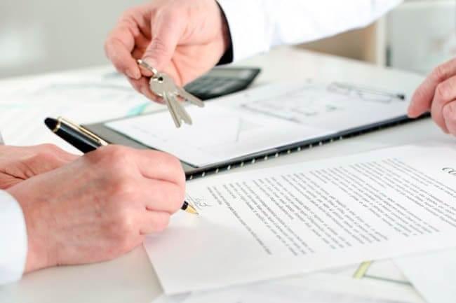 Оформление сделки по переуступки права на квартиру