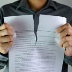 Признание в суде завещания недействительным